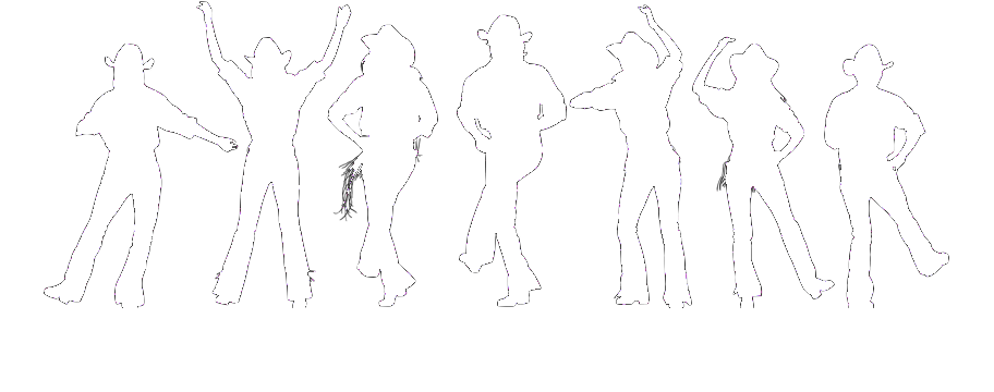 Country Dancer Logo